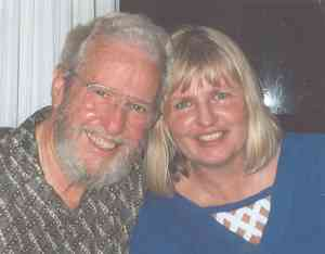 Hugh  Harmon and Pamela Chilton